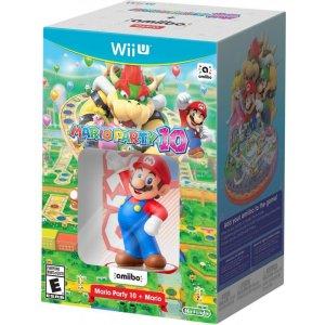 Mario Party 10 (with Mario amiibo) for W...