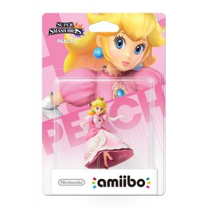 Nintendo Peach amiibo Wii U