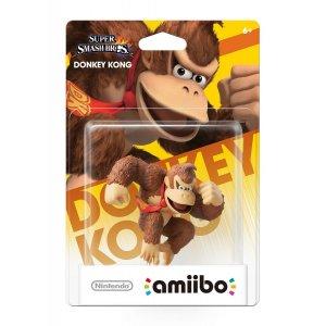 Nintendo Donkey Kong amiibo Wii U