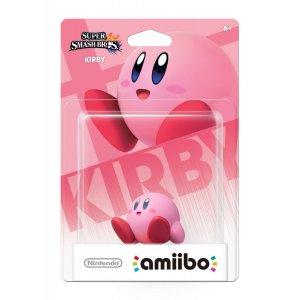 Nintendo Kirby amiibo Wii U