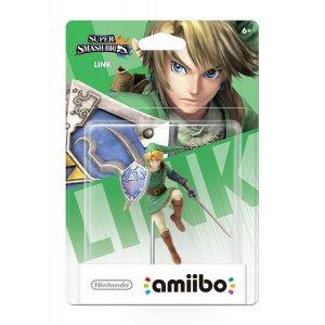 Nintendo Link amiibo Wii U