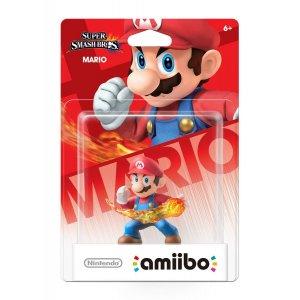 Nintendo Mario amiibo Wii U