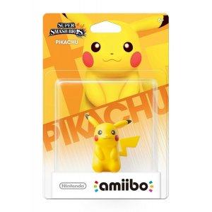 Nintendo Pikachu amiibo Wii U
