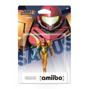 Nintendo Samus amiibo Wii U