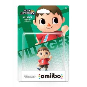 Nintendo Villager amiibo Wii U