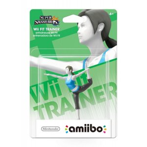 Nintendo Wii Fit Trainer amiibo Wii U