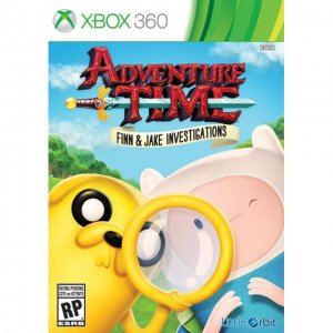 Adventure Time: Finn and Jake Investigat...