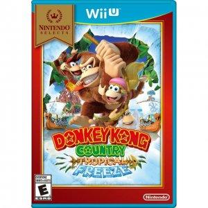 Donkey Kong Country: Tropical Freeze (Ni...