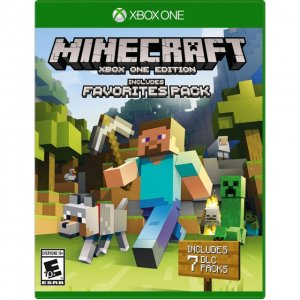 Minecraft: Xbox One Edition [includes Fa...