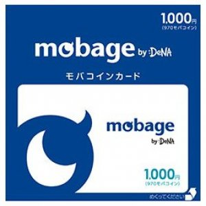 [Digital Codes] Mobage Prepaid Card (100...