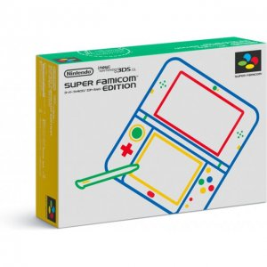 New Nintendo 3DS LL [Super Famicom Editi...