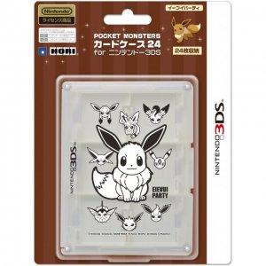 Pokemon Card Case 24 for 3DS (Eievui Par...