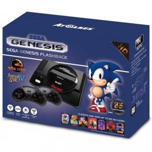 AtGames Sega Genesis Flashback HD Game C...