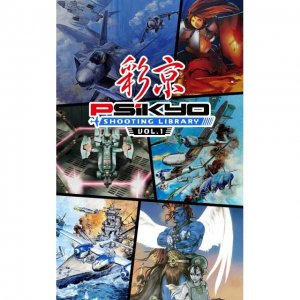 Psikyo Shooting Library Vol. 1 [Limited ...