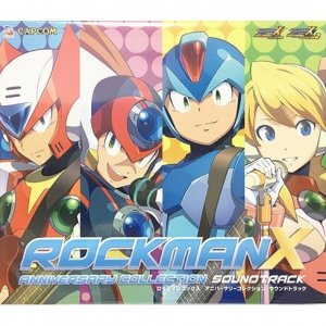 Video Game Soundtrack - Rockman X Annive...
