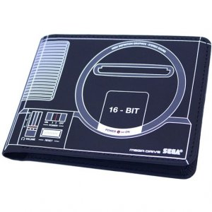 Sega: Mega Drive Console Wallet