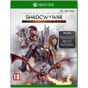 Middle-earth: Shadow of War [Definitive ...
