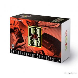 Turbo Graphics-16 mini (Import version: ...