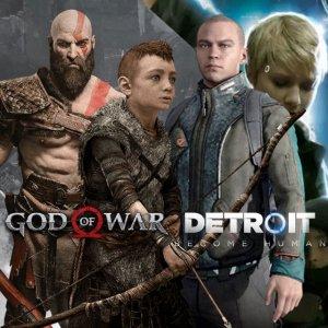God of War & Detroit: Become Human M...