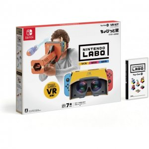 Nintendo Labo Toy-Con 04 VR Kit (Starter...