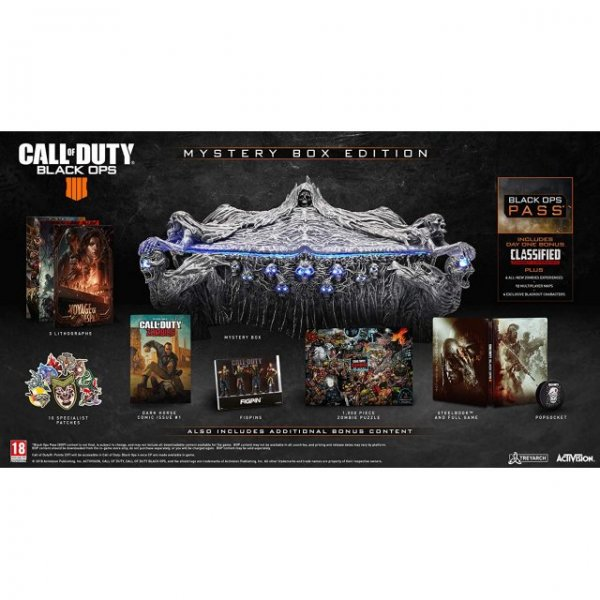 Call of Duty: Black Ops 4 [Mystery Box Edition]