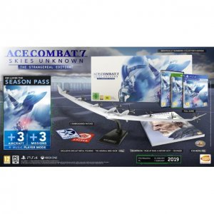 Ace Combat 7: Skies Unknown [The Strange...