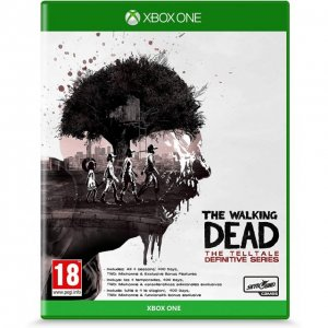 The Walking Dead: The Telltale Definitiv...