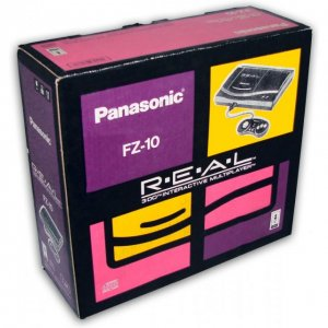 3DO Console - Panasonic REAL2 FZ-10 preo...