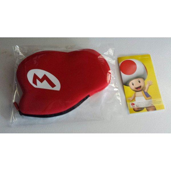 3DS/DS Traveler Case Mario Hat from Club Nintendo