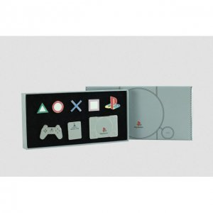 Sony Consoles Pin Set - PlayStation 1