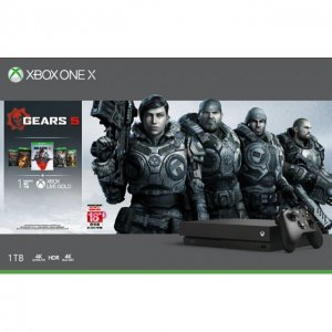 Xbox One X 1TB (Gears 5 Bundle)