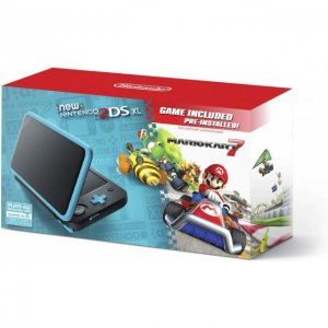 New Nintendo 2DS XL Mario Kart 7 Bundle ...