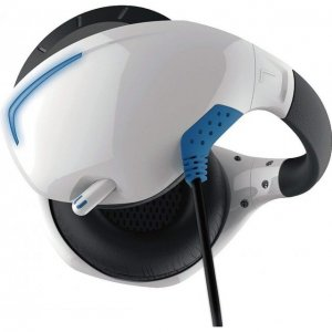 CYBER · Backband Headphone with Microph...