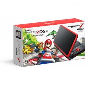 New Nintendo 2DS LL Mario Kart 7 Pack