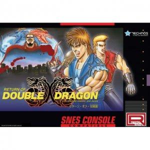 Return of Double Dragon