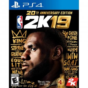 NBA 2K19 [20th Anniversary Edition]