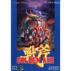 Golden Axe preowned