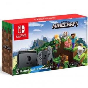 Nintendo Switch: Minecraft Set