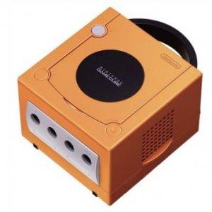 GameCube Console - Spice Orange