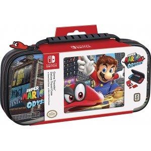 Nintendo Switch Deluxe Mario Odysse Tra...