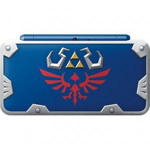 New Nintendo 2DS LL Hylian Shield Editio...
