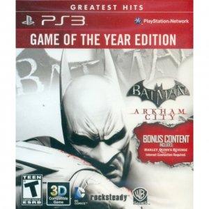 Batman: Arkham City (Game of the Year) (...