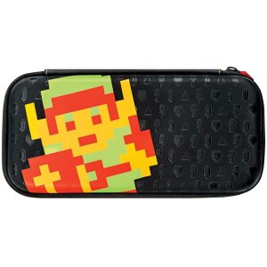 Pdp Slim Travel Case (Zelda Retro Editi...