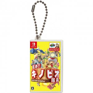 Captain Kinopio Mini Card Pocket for Nin...