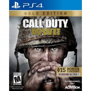 Call of Duty: WWII [Gold Edition]
