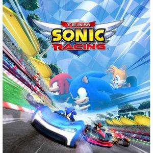 Team Sonic Racing DX Pack [3D Crystal Se...