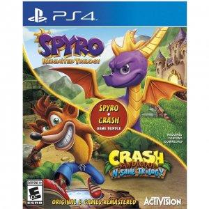 Spyro Reignited Trilogy / Crash Bandicoo...