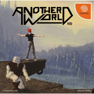 Another World HD Play-Asia.com exclusive