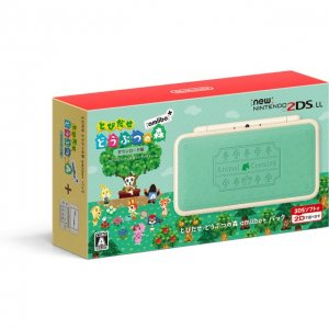 New Nintendo 2DS LL Animal Crossing: New...