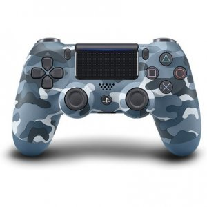 DualShock 4 Wireless Controller (Blue Ca...